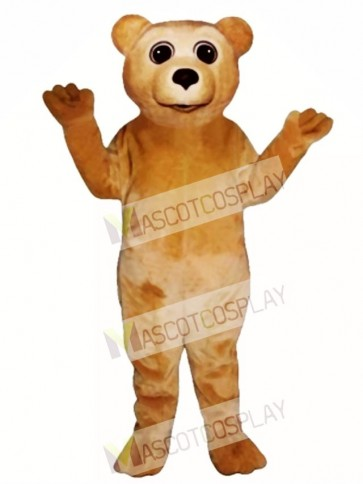 Honey Bear Mascot Costume