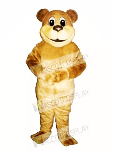 New Benny Bear Mascot Costume