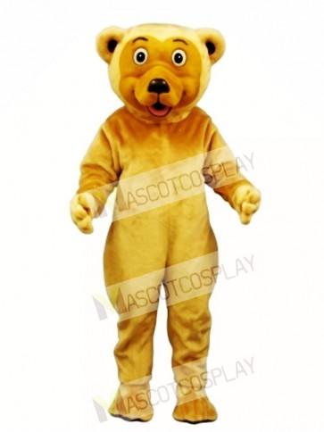 Cute Butch Bear Mascot Costume