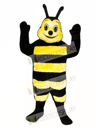 Buzz Bee Mascot Costume