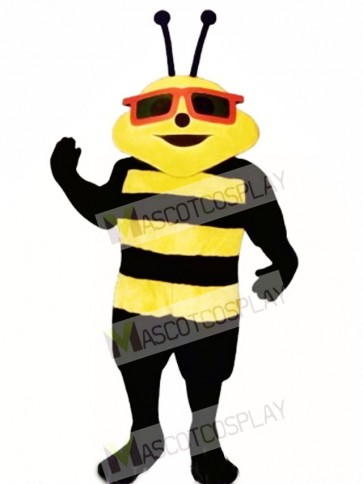 Sunny Bee Mascot Costume
