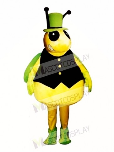 Mr. Bee Mascot Costume