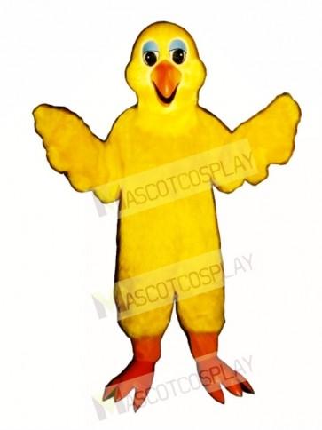Cute Bird Feathers Mascot Costume