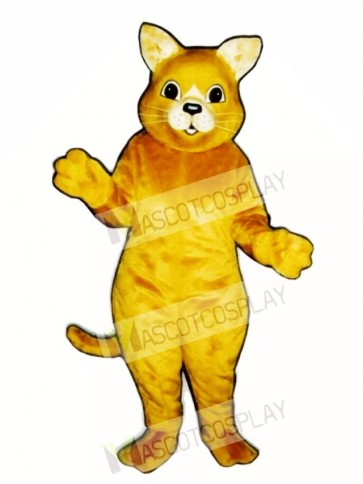 Cute Kitty Cat Mascot Costume