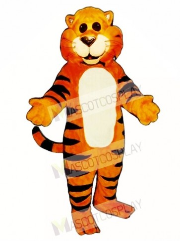 Cute Cat's Meow Cat Mascot Costume