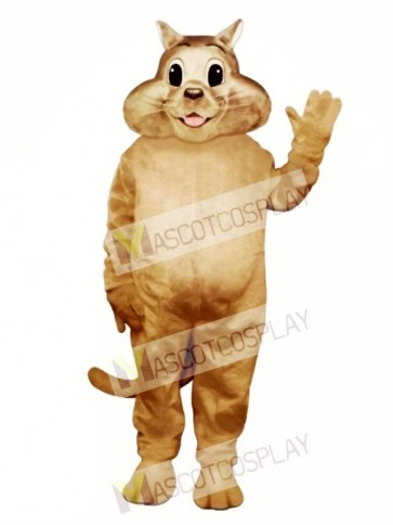 Cute Katie Kat Cat Mascot Costume