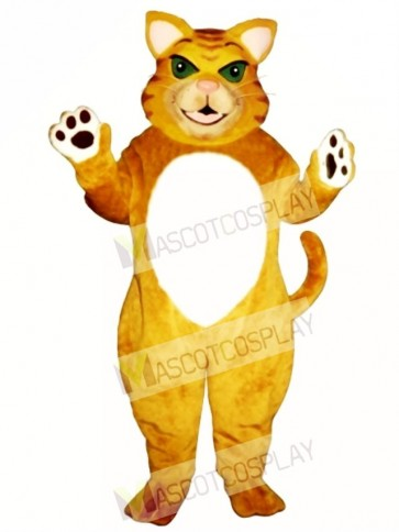 Cute Sugar Kitty Cat Mascot Costume