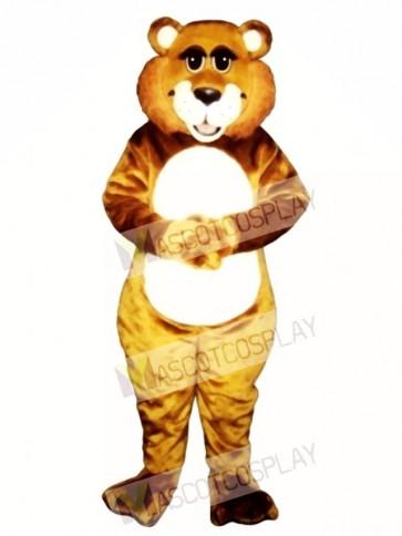 Cute Baby Lion Mascot Costume