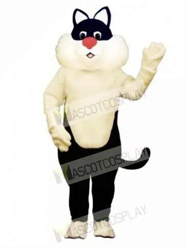 Cute Meow Cat Mascot Costume