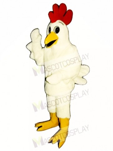 Cute Chicken Surprise Mascot Costume