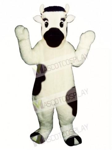 Calvin Calf Mascot Costume