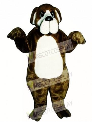 Cute Nanny Dog Mascot Costume