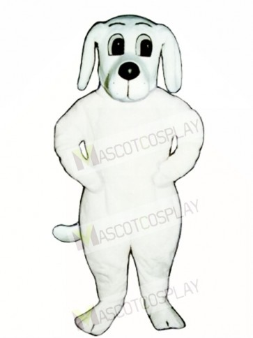 Cute Duddley Dog Mascot Costume