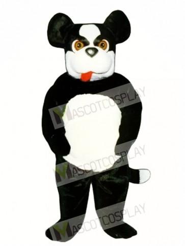 Cute Bobby Boxer Dog Mascot Costume