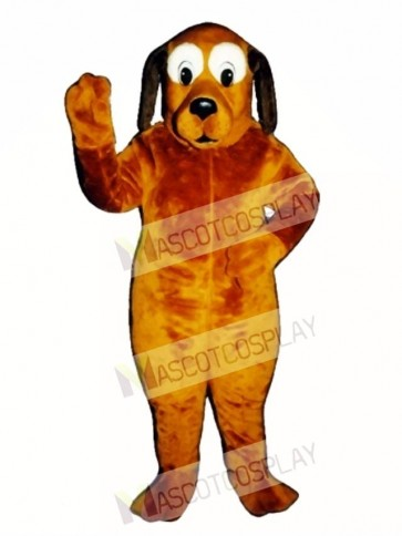 Cute Bailey Beagle Dog Mascot Costume