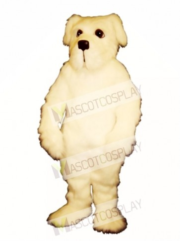 Cute Nipper Dog Mascot Costume
