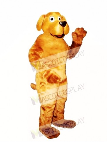 Cute Danny Dog Mascot Costume