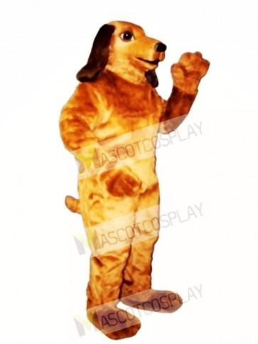 Cute Sammy Spaniel Dog Mascot Costume