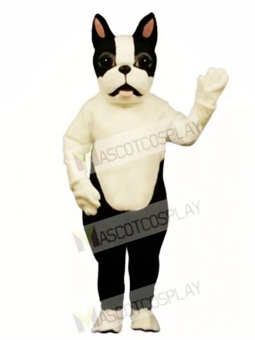 Cute Terri B. Terrier Dog Mascot Costume