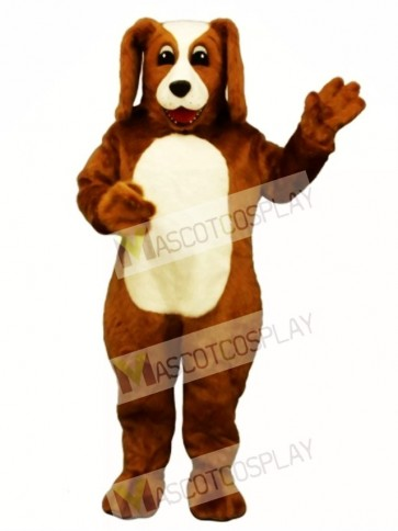 Cute Nice Doggy Dog Mascot Costume