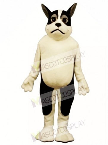 Cute Harrington Terrier Dog Mascot Costume
