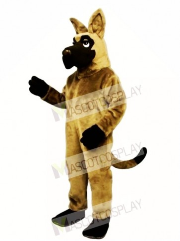 Cute Great Dane Dog Mascot Costume