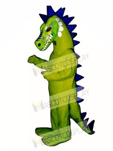 English Dragon Mascot Costume