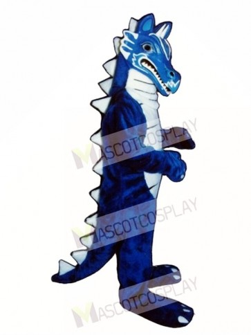 Oriental Dragon Mascot Costume
