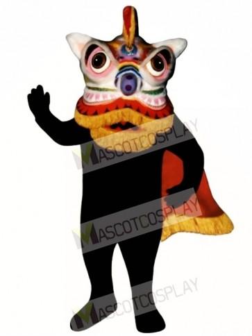 Chinese Dragon Mascot Costume