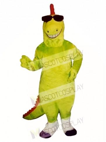 Naggon Dragon Mascot Costume