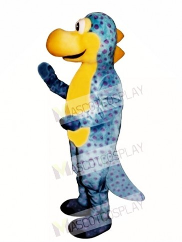 Doria Dragon Mascot Costume