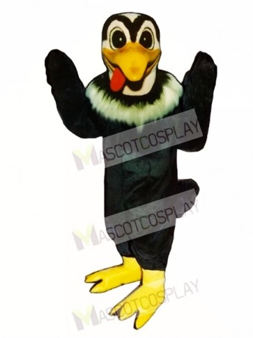 Cute Buzzy Buzzard Eagle Mascot Costume