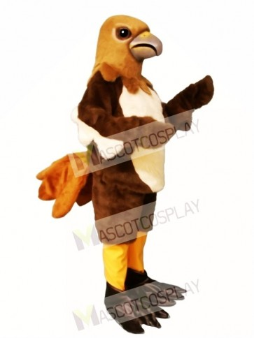 Red Tail Hawk Mascot Costume