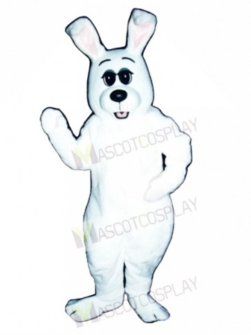 Cute Easter Bunny Rabbit Hop Mascot Costume