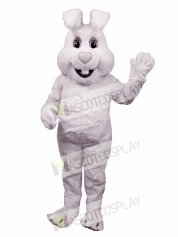 Cute Easter Big Hopper Bunny Rabbit Mascot Costume