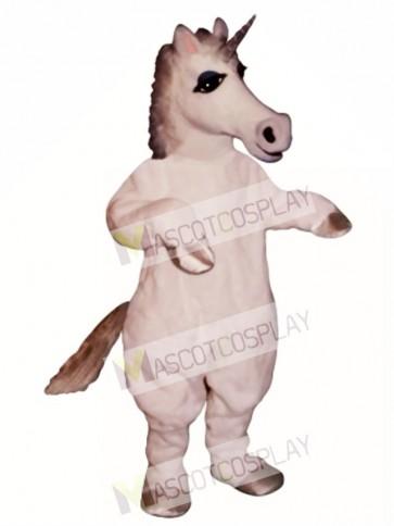 Eunice Unicorn Mascot Costume