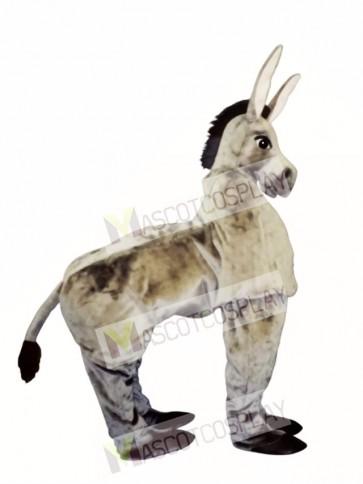 Two Man Donkey Mascot Costume