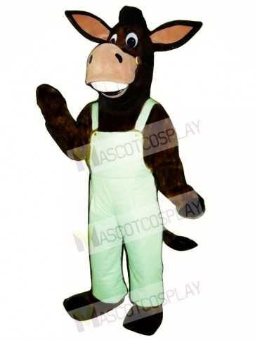 Laughing Donkey Mascot Costume