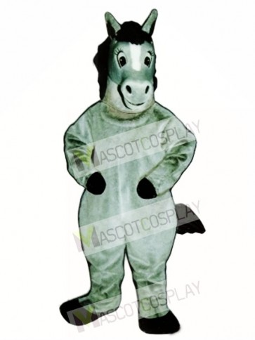 Cute Peter Pony Horse Mascot Costume