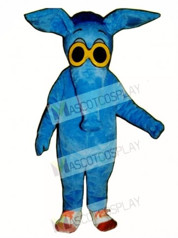 Aardvark with Attitude Mascot Costume
