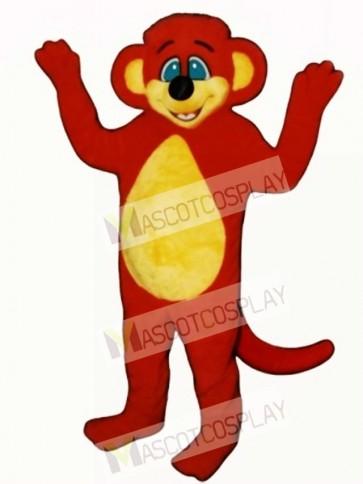 Goofy Mouse Mascot Costume