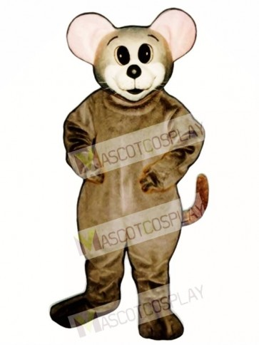 House Mouse Mascot Costume