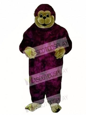 Ape Mascot Costume