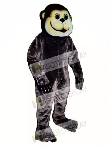 Brown Ape Mascot Costume