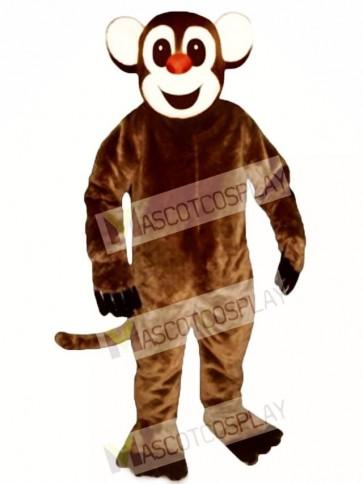 Monkey Shine Mascot Costume