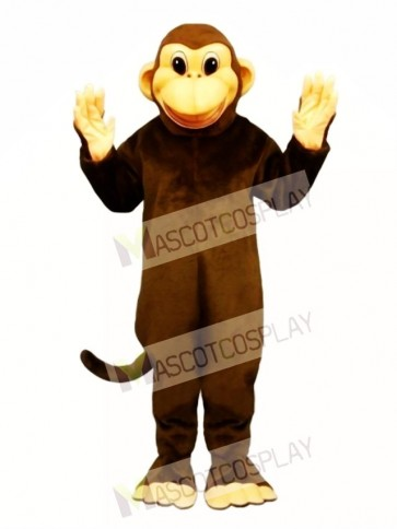 Mischievous Monkey Mascot Costume