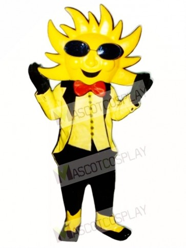 Mr. Sunshine Mascot Costume