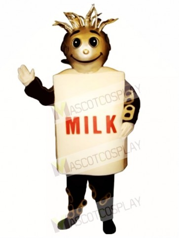 Recycle Man Mascot Costume
