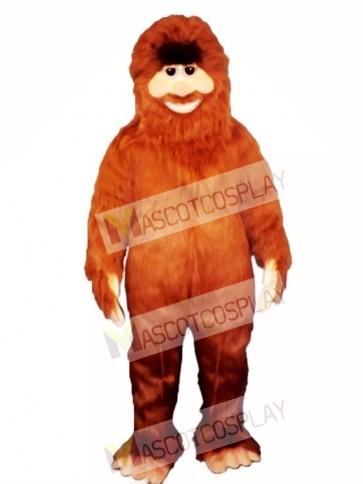 Big Foot Mascot Costume