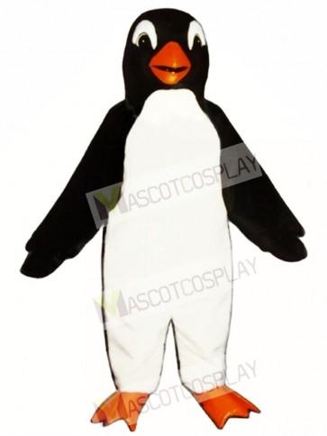 Cute Baby Penguin Mascot Costume